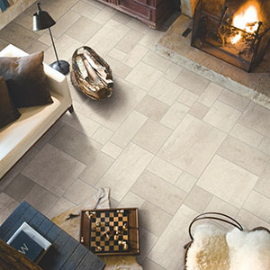 Kőmintás laminált padló
