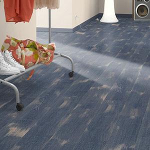 Színes laminált padló